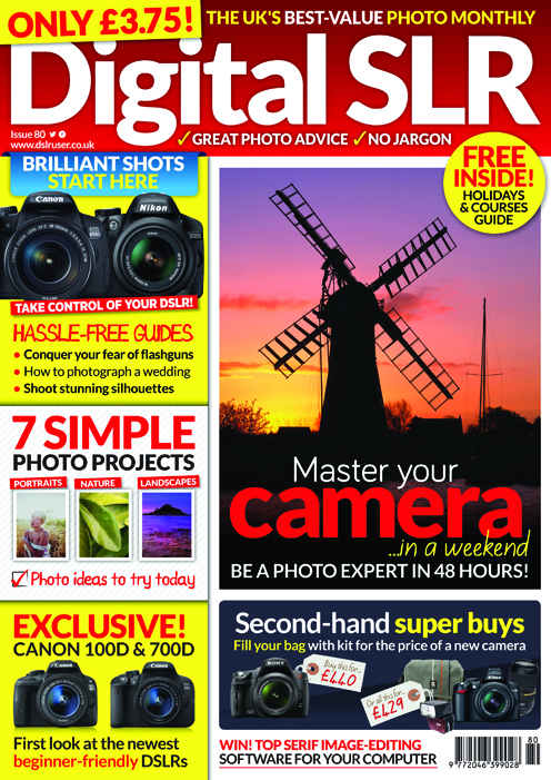 Digital SLR Magazine – Issue 80