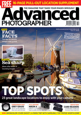 Advanced Photographer Magazine – Issue 32