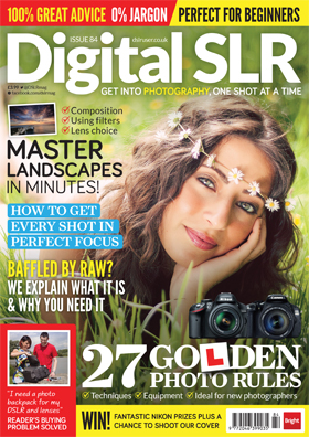 Digital SLR Magazine – Issue 84