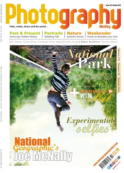 Photography Monthly – October 2013