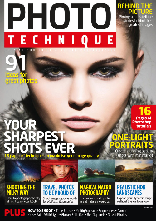 Photo Technique Magazine – Autumn 2013