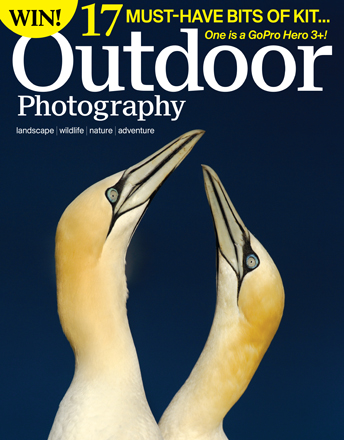 Outdoor Photography Magazine – December 2013