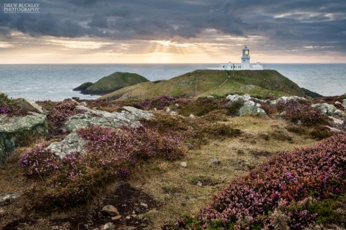 Strumble Lighthouse - Rays