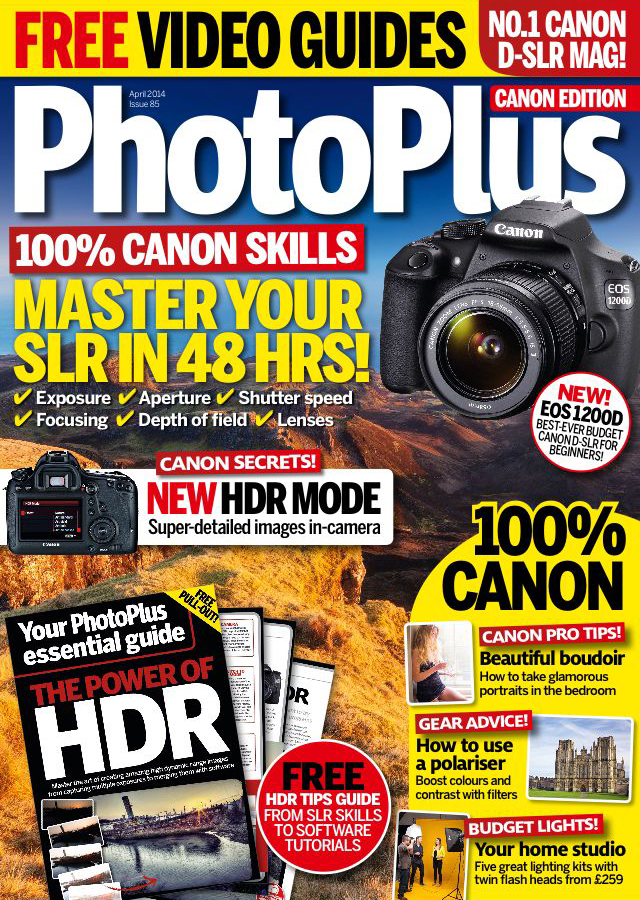 PhotoPlus magazine – Issue 85