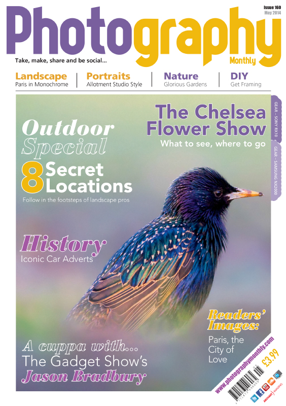 Photography Monthly – May 2014