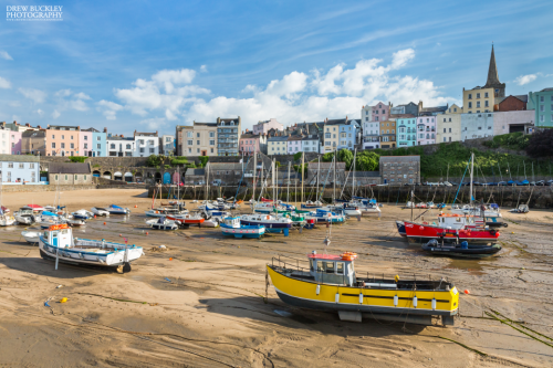 Tenby Harbour View