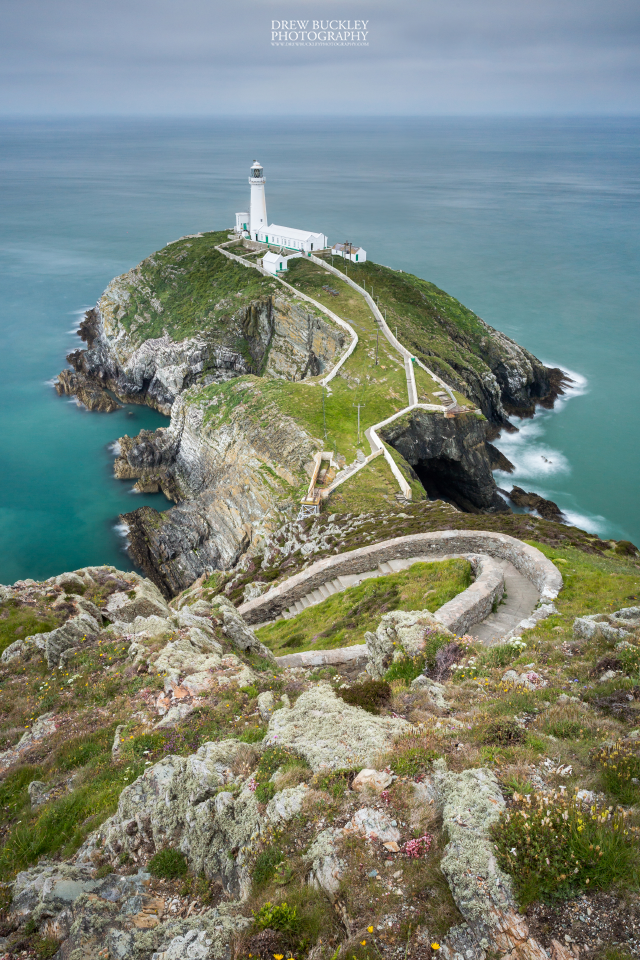 South Stack Lighthouse Drew Buckley Photography