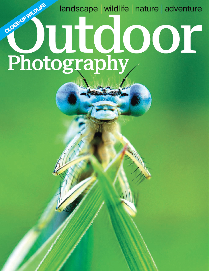 Outdoor Photography Magazine – June 2014
