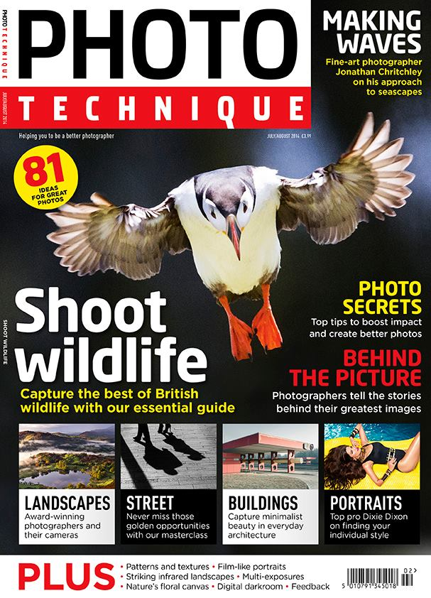 Photo Technique Magazine – July/August 2014