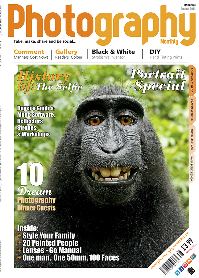 Photography Monthly Magazine – August 2014