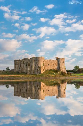 Carew Castle Reflections