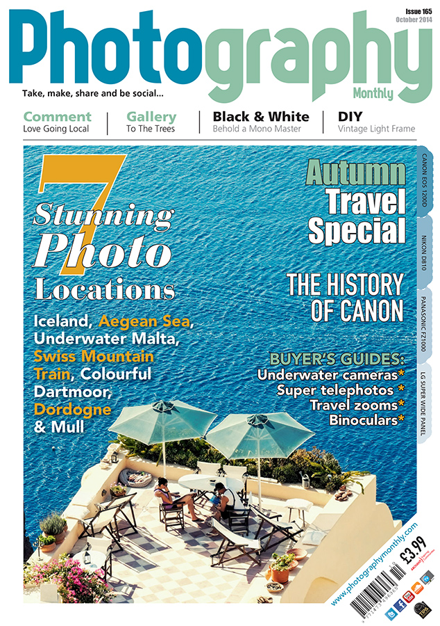 Photography Monthly – October 2014