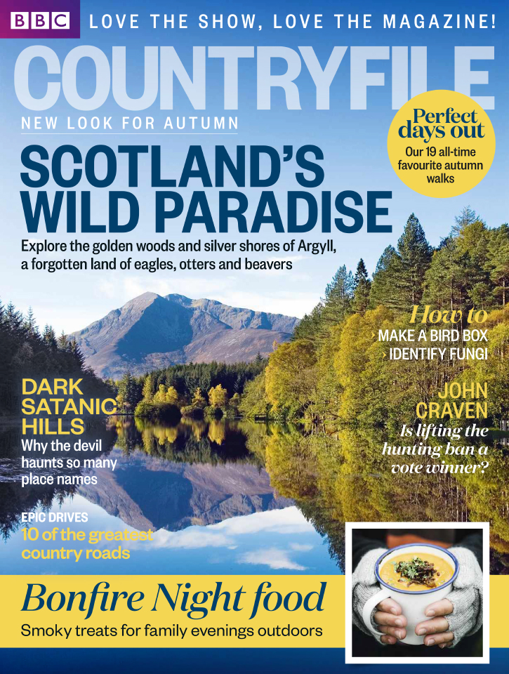 BBC Countryfile Magazine – November 2014