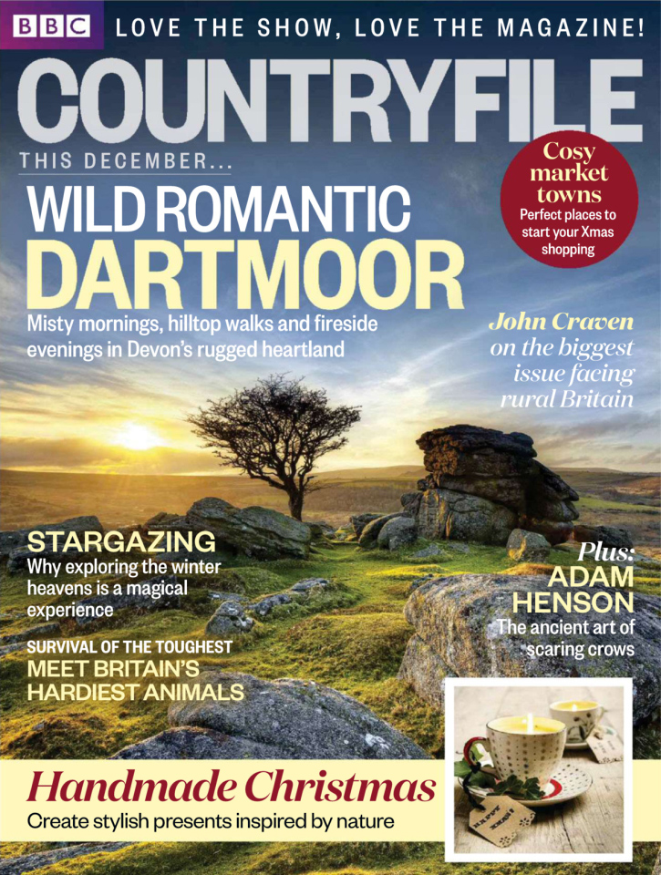 BBC Countryfile Magazine – December 2014