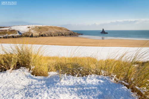 Broad Haven - Winter