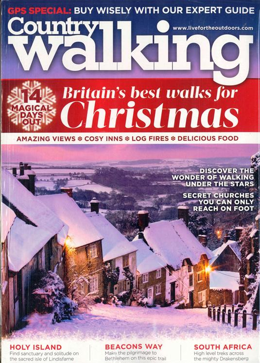 Country Walking Magazine – December 2014
