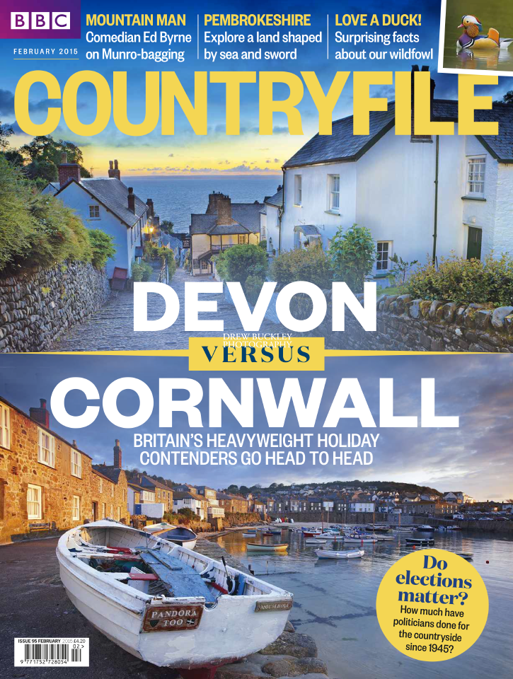 BBC Countryfile Magazine – February 2015