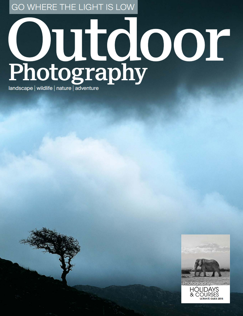 Outdoor Photography Magazine – February 2015