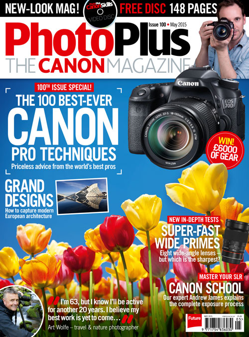 PhotoPlus Magazine – Issue 100