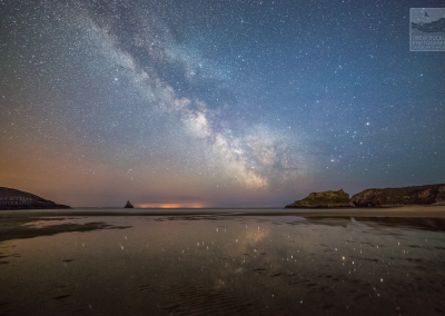 Broad Haven Milky Way