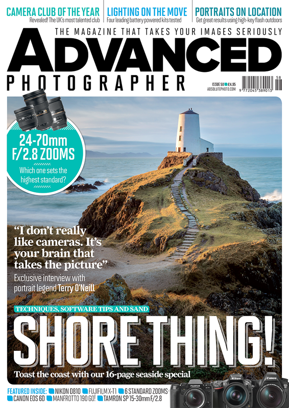 Advanced Photographer Magazine – Issue 58