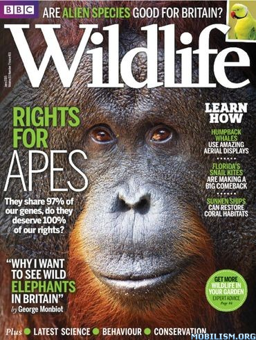 BBC Wildlife Magazine – June 2015