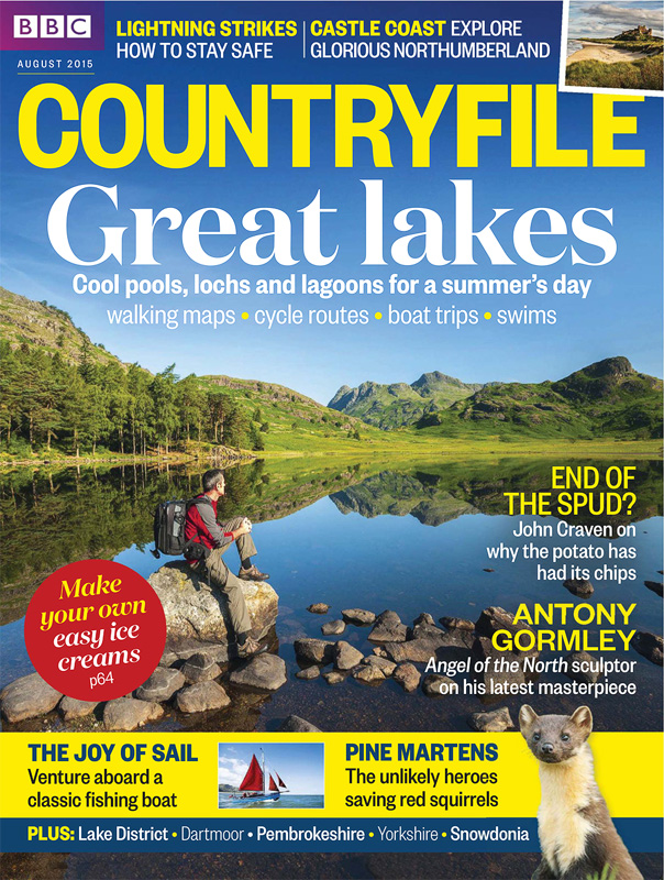 BBC Countryfile – August 2015