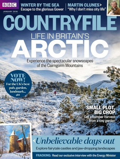 BBC Countryfile – January 2016