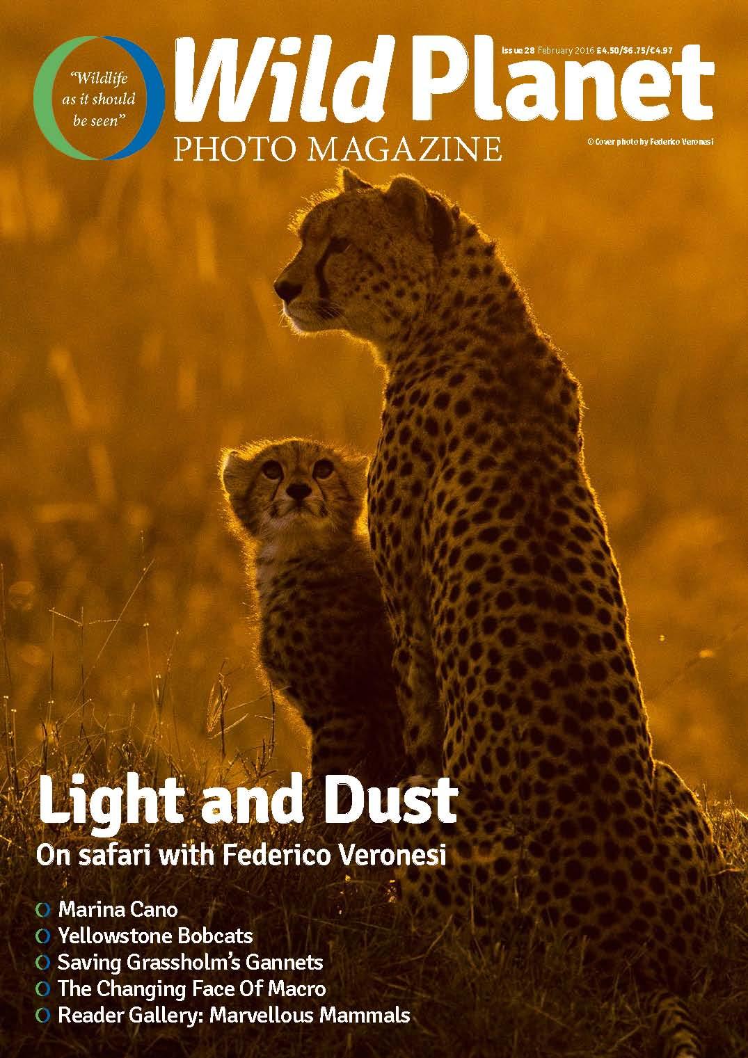 Wild Planet Magazine – Issue 28