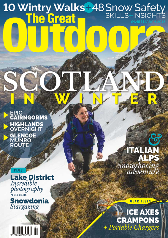 The Great Outdoors – March 2016