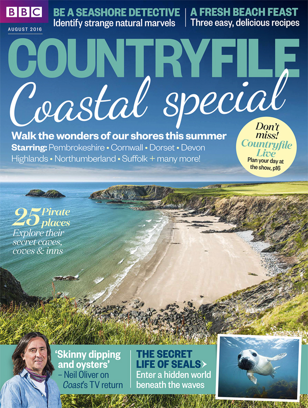 BBC Countryfile – August 2016