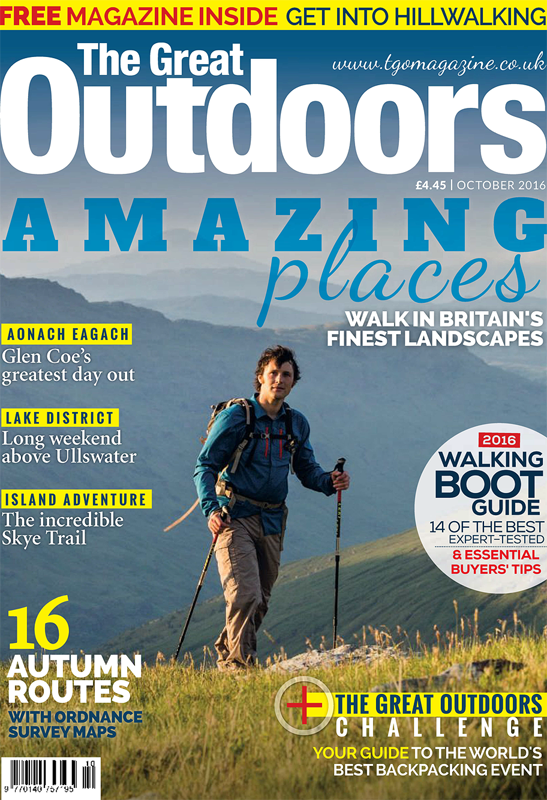 The Great Outdoors – October 2016
