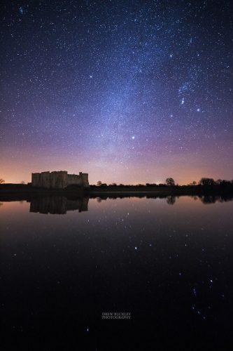 Stardust-Carew-Castle