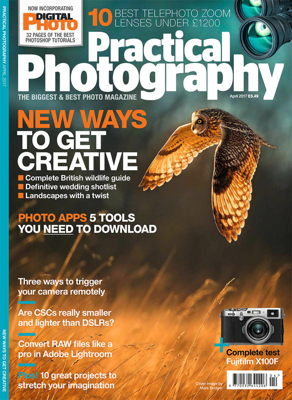 Practical Photography – April 2017
