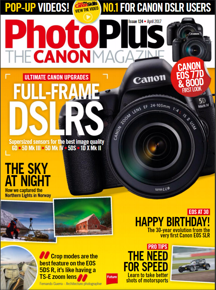 PhotoPlus Magazine – April 2017