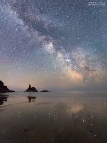 Broad Haven Milky Way