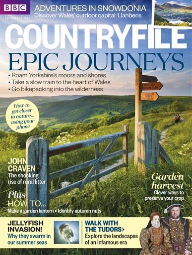 BBC Countryfile – September 2017