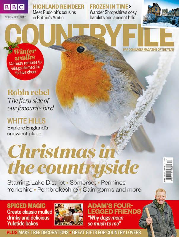BBC Countryfile Magazine – December 2017