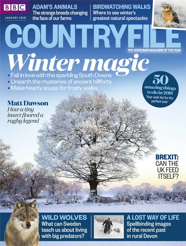 BBC Countryfile – January 2018