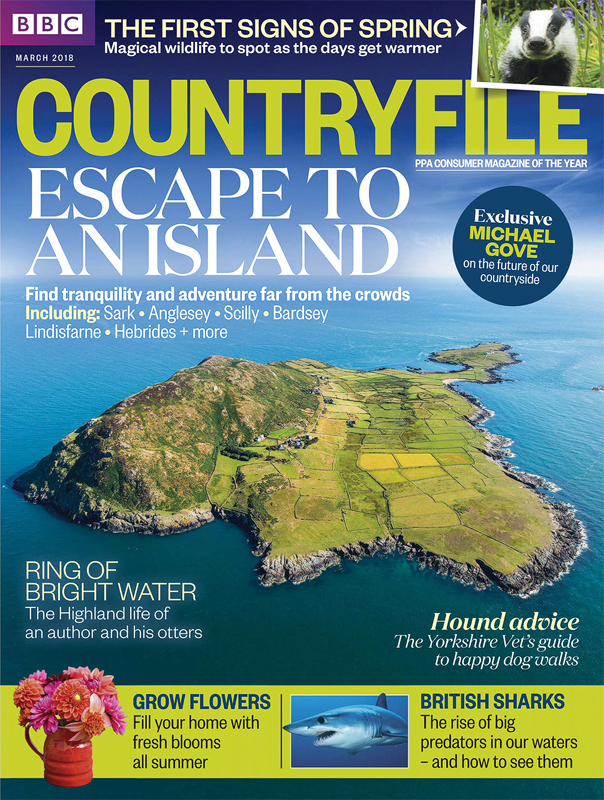 BBC COUNTRYFILE – MARCH 2018